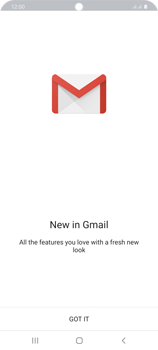 Samsung Galaxy S20 Plus 5G - E-mail - 032a. Email wizard - Gmail - Step 5