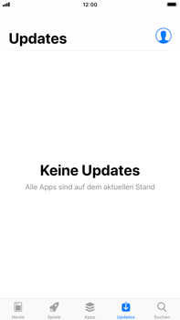 Apple iPhone 6 Plus - iOS 12 - Apps - Herunterladen - Schritt 7