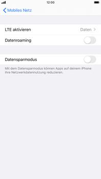 Apple iPhone 7 Plus - iOS 13 - Netzwerk - Netzwerkeinstellungen ändern - Schritt 5
