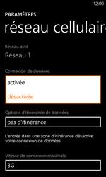 Nokia Lumia 820 / Lumia 920 - MMS - Configuration manuelle - Étape 7