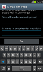 Samsung Galaxy S3 Mini - E-Mail - Konto einrichten (outlook) - 0 / 0