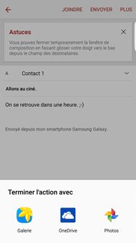 Samsung G928F Galaxy S6 Edge + - E-mail - Envoi d