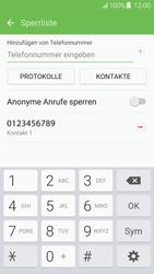 Samsung Galaxy J5 (2016) - Anrufe - Anrufe blockieren - 1 / 1