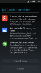Samsung Galaxy S III Neo - Apps - Konto anlegen und einrichten - 19 / 22