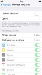 Apple iPhone 7 iOS 11 - Internet - activer ou désactiver - Étape 5