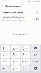 Samsung Galaxy A3 (2017) - Anrufe - Anrufe blockieren - Schritt 7