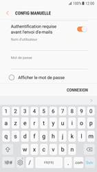 Samsung Galaxy S7 - Android N - E-mail - configuration manuelle - Étape 13