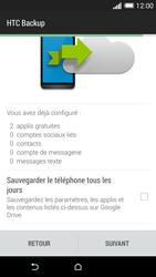HTC Desire 816 - Premiers pas - Créer un compte - Étape 29
