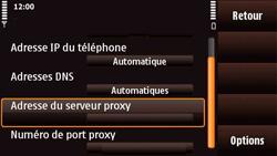 Nokia N97 Mini - MMS - Configuration manuelle - Étape 18