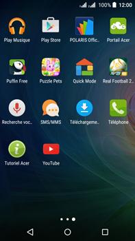 Acer Liquid Z630 - Applications - Télécharger des applications - Étape 4
