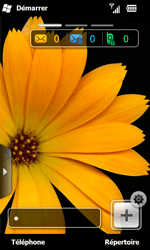 Samsung B7610 Omnia Qwerty - Internet - configuration automatique - Étape 1