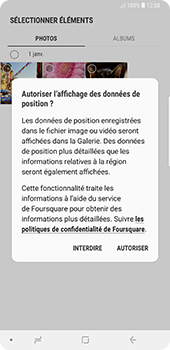 Samsung Galaxy Note9 - E-mail - envoyer un e-mail - Étape 13