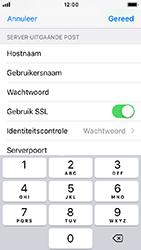 Apple iPhone SE - iOS 12 - E-mail - e-mail instellen: IMAP (aanbevolen) - Stap 21