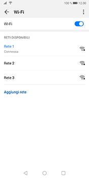 Huawei Mate 10 Pro - Android Pie - WiFi - Configurazione WiFi - Fase 8