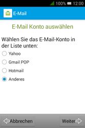 Alcatel Pixi 3 (3.5) - E-Mail - Konto einrichten - 7 / 23