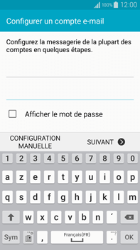 Samsung Galaxy Note 4 - E-mail - 032c. Email wizard - Outlook - Étape 6