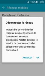 Samsung J120 Galaxy J1 (2016) - Réseau - Activer 4G/LTE - Étape 7