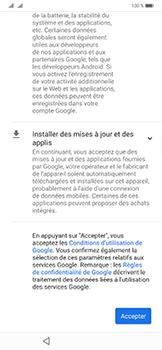 Huawei Mate 20 Pro - Premiers pas - Configuration de l
