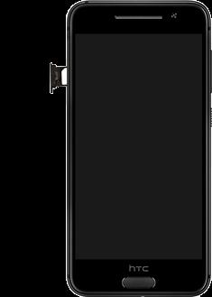 HTC One A9 - SIM-Karte - Einlegen - 1 / 1
