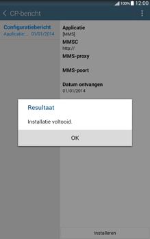 Samsung T335 Galaxy Tab 4 8-0 - MMS - Automatisch instellen - Stap 6