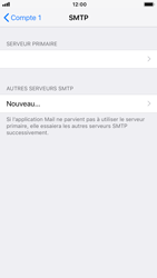 Apple iPhone 7 - iOS 12 - E-mail - configuration manuelle - Étape 20