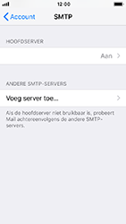 Apple iphone-5s-ios-12 - E-mail - Account instellen (IMAP zonder SMTP-verificatie) - Stap 22
