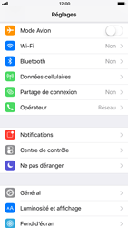 Apple iPhone 6s - iOS 11 - Internet - désactivation du roaming de données - Étape 3