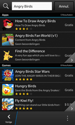 BlackBerry Z10 - Applicaties - Account aanmaken - Stap 6