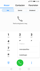 Huawei P8 Lite (2017) - voicemail - handmatig instellen - stap 4