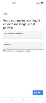 Oppo Reno 4Z - E-mails - Ajouter ou modifier votre compte Outlook - Étape 11