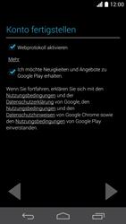 Huawei Ascend P6 - Apps - Einrichten des App Stores - Schritt 17