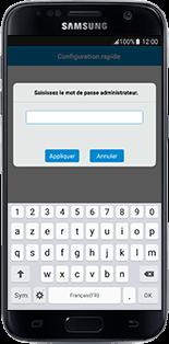 Alcatel MiFi Y900 - Prise en main - Connection du modem à votre smartphone ou tablette - Étape 11