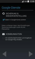 Samsung Galaxy J1 - Apps - Konto anlegen und einrichten - 13 / 19