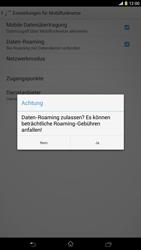 Sony Xperia Z Ultra LTE - Ausland - Im Ausland surfen – Datenroaming - 2 / 2