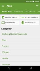 HTC One A9 - Apps - Herunterladen - 6 / 20