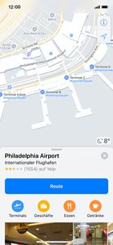 Apple iPhone X - iOS 11 - Indoor-Karten (Einkaufszentren/Flughäfen) - 6 / 12