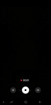 Samsung Galaxy J6 Plus - Photos, vidéos, musique - Créer une vidéo - Étape 14