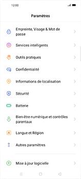 Oppo Find X2 Neo - Sécuriser votre mobile - Activer le code de verrouillage - Étape 4