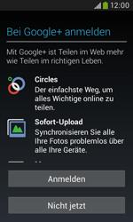 Samsung Galaxy Grand Neo - Apps - Konto anlegen und einrichten - 18 / 26