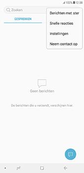 Samsung Galaxy J6 Plus - voicemail - handmatig instellen - stap 5