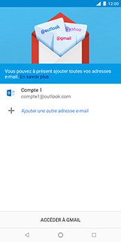 Nokia 7 Plus - E-mail - Configuration manuelle (outlook) - Étape 12