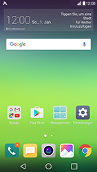 LG G5 SE (H840) - Android Nougat - Anrufe - Anrufe blockieren - Schritt 2