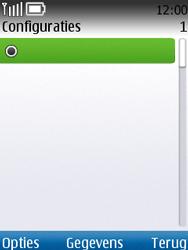 Nokia C2-01 - internet - automatisch instellen - stap 9