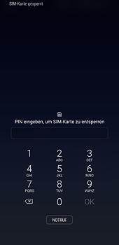 Samsung Galaxy S8 Plus - Android Oreo - Internet und Datenroaming - Manuelle Konfiguration - Schritt 33