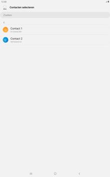 Samsung galaxy-tab-a-10-1-lte-2019-sm-t515 - Contacten en data - Contacten kopiëren van SIM naar toestel - Stap 9