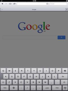 Apple The New iPad - Internet - Internet browsing - Step 8