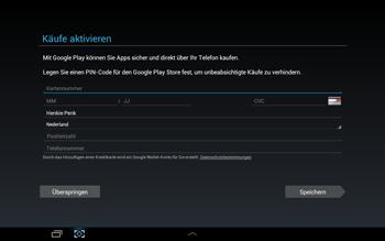 Samsung Galaxy Tab 2 10-1 - Apps - Konto anlegen und einrichten - 12 / 17