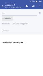 HTC HTC 10 - E-mail - E-mails verzenden - Stap 8