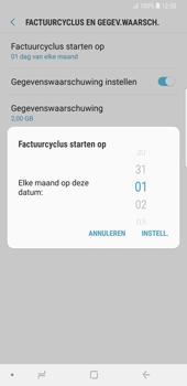 Samsung Galaxy Note9 - internet - mobiele data managen - stap 8