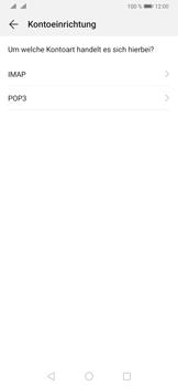 Huawei P30 Pro - E-Mail - Manuelle Konfiguration - Schritt 8